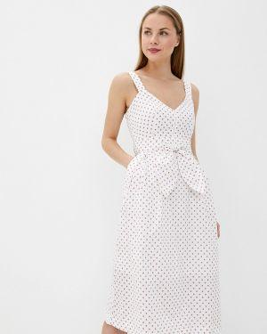 Белое платье Solou