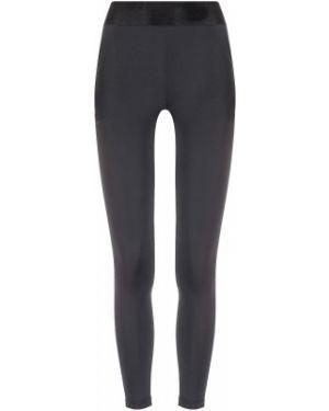 Компрессионные черные брюки эластичные из плотной ткани Craft