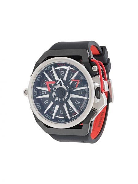 Часы черный круглые Mazzucato