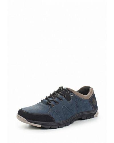 Синие кроссовки из нубука Go.do.