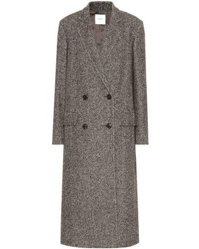 Шерстяное пальто Agnona