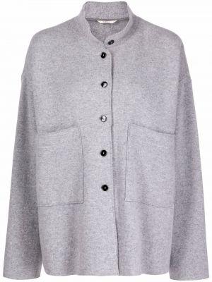 Шерстяная рубашка - серая Barena