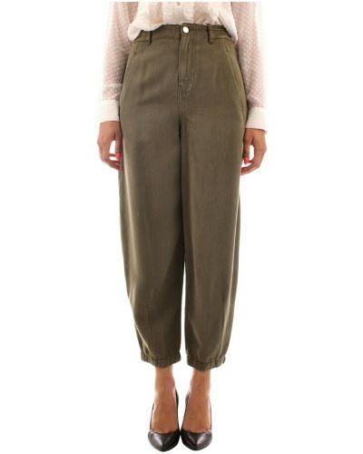 Zielone spodnie Iblues