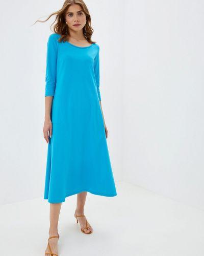 Повседневное платье осеннее Helmidge