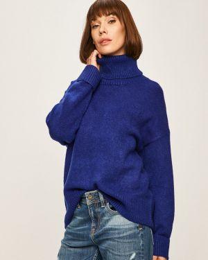 Sweter z wzorem akrylowy Morgan