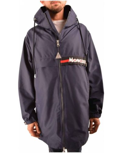 Niebieska kurtka Moncler