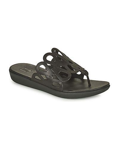 Niebieskie sandały Fitflop