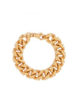 Złota bransoletka ze złota pozłacana Emanuele Bicocchi
