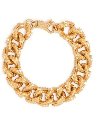 Bransoletka łańcuch srebrna Emanuele Bicocchi