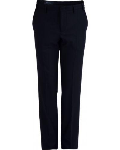Прямые брюки со стрелками с карманами Gucci