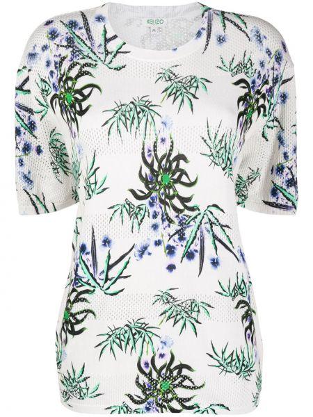 Koszula krótkie z krótkim rękawem prosto biznes Kenzo