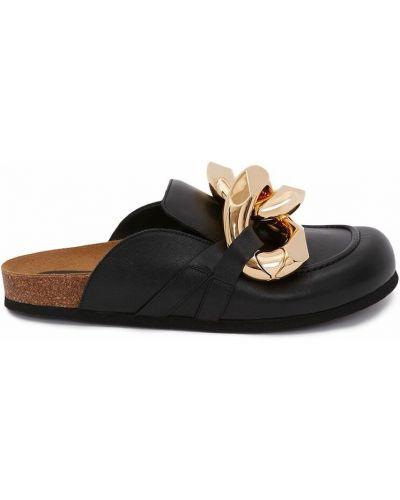 Czarne sandały Jw Anderson