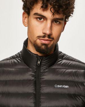 Kurtka z kapturem z suwakiem światło Calvin Klein