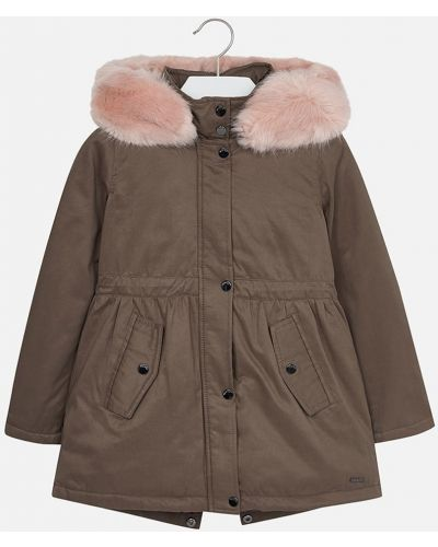 Куртка прямая теплая Mayoral
