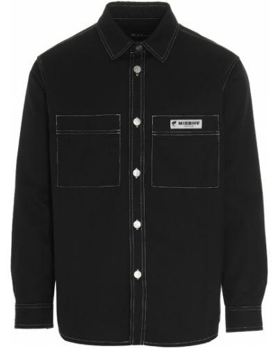 Czarna koszula Misbhv