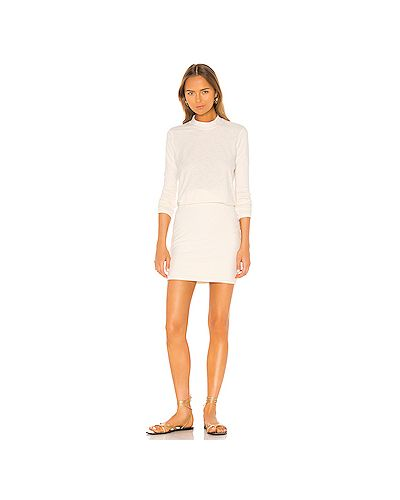 Платье мини James Perse
