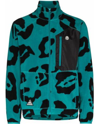 Флисовая куртка - синяя Billionaire Boys Club