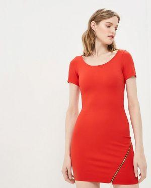 Платье красный Mirasezar