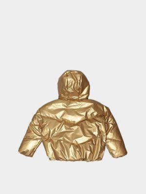 Куртка - золотая Billieblush