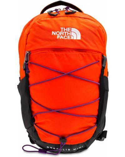Plecak na laptopa - pomarańczowy The North Face
