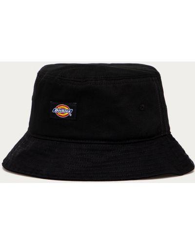 Czarna czapka bawełniana Dickies