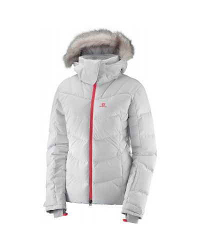 Утепленная куртка горнолыжная спортивная Salomon