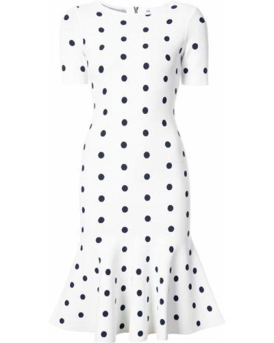 Платье в горошек платье-солнце Milly
