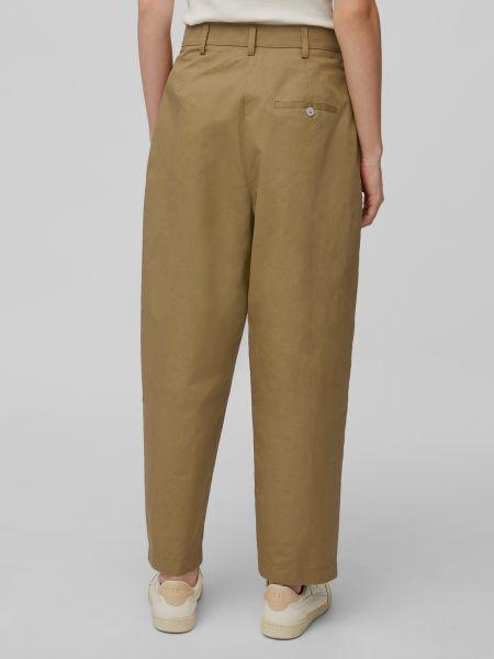 Повседневные коричневые брюки Marc O'polo Denim