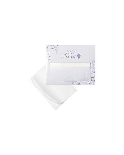 Матирующая салфетка для лица 100% Pure