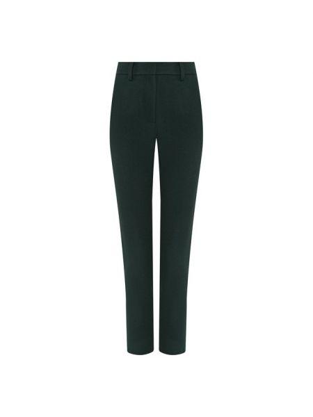 Укороченные брюки - зеленые Paul&joe