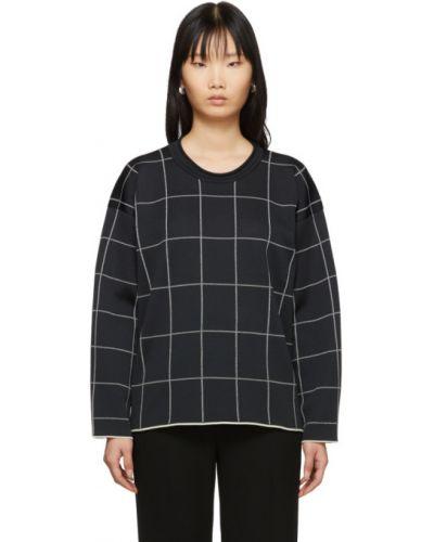 Пуловер с узором коса в полоску 3.1 Phillip Lim