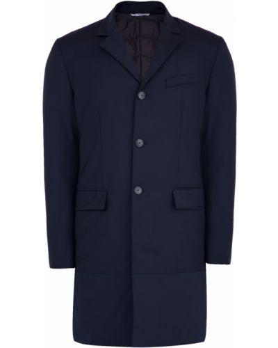 Пальто классическое итальянское прямое Valentino