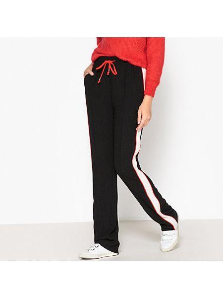 Свободные брюки прямые с завязками Essentiel Antwerp