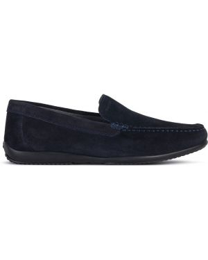 Коричневые туфли Geox