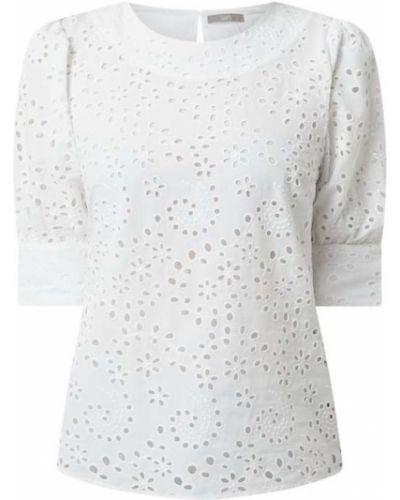 Bluzka rozkloszowana - biała Jake*s Collection