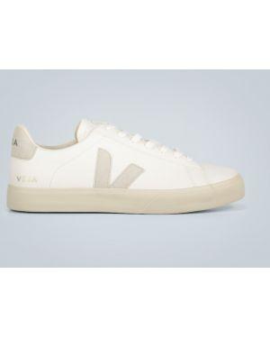 Кожаные туфли замшевые классические Veja