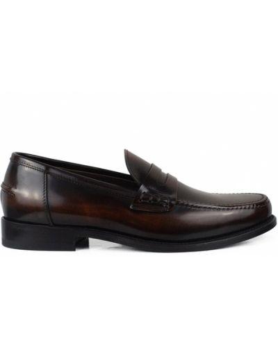 Loafers - brązowe Alberto