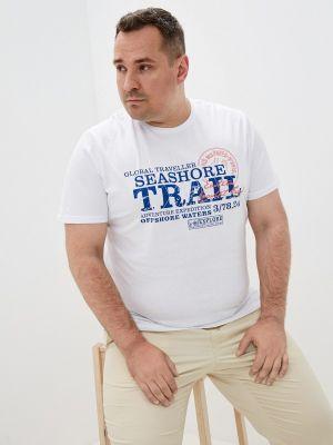 Белая футболка Fine Joyce