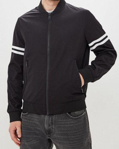 Куртка черная легкая Ostin