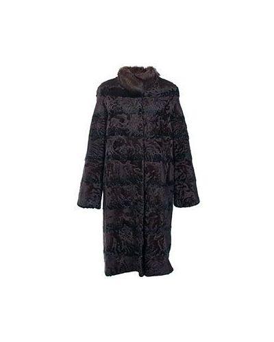 Пальто из соболя из каракульчи Manzoni 24