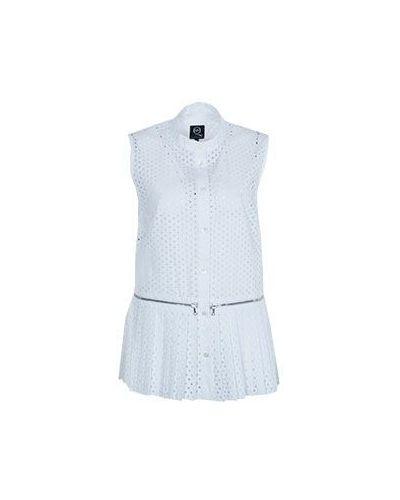Блузка хлопковая летняя Mcq