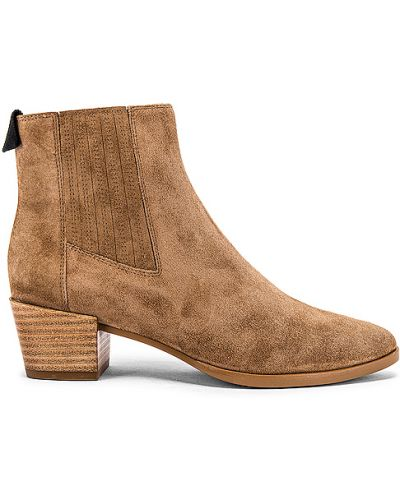 Ankle boots zamszowe kaskadowe Rag & Bone