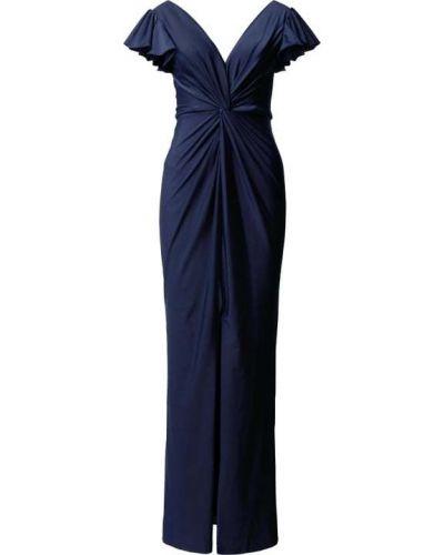 Sukienka wieczorowa - niebieska Chi Chi London