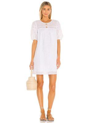 Кружевное белое платье для полных Sanctuary