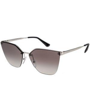 Солнцезащитные очки с градиентом Prada