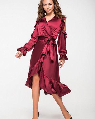 Вечернее платье - бордовое Itelle