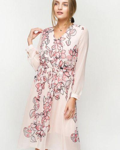Розовое платье Urban Streets