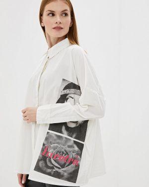 Рубашка с длинным рукавом белая Sh