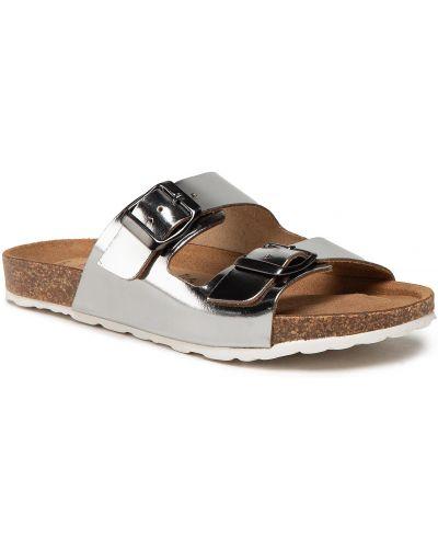 Sandały skórzane Marco Tozzi