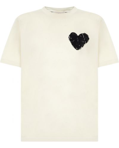 Beżowa t-shirt Haikure